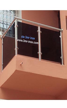 Ste 3mr inox maroc for Fenetre inox maroc prix